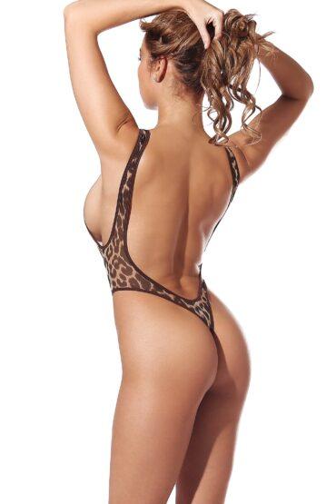 Sexy see through one piece swimsuit thong. Hot sheer rave bodysuit. Cute high cut leg women's swimwear. Extreme monokini. Erotic lingerie.